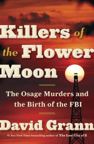 Killers of the Flower Moon book club kit