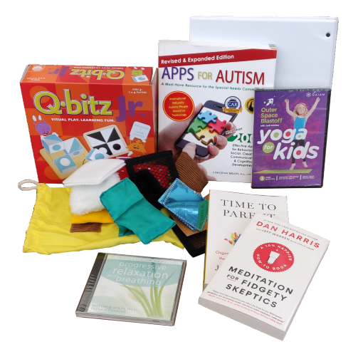 Caring for the Caregiver - Autism Spectrum - Visual and Tactile Learning