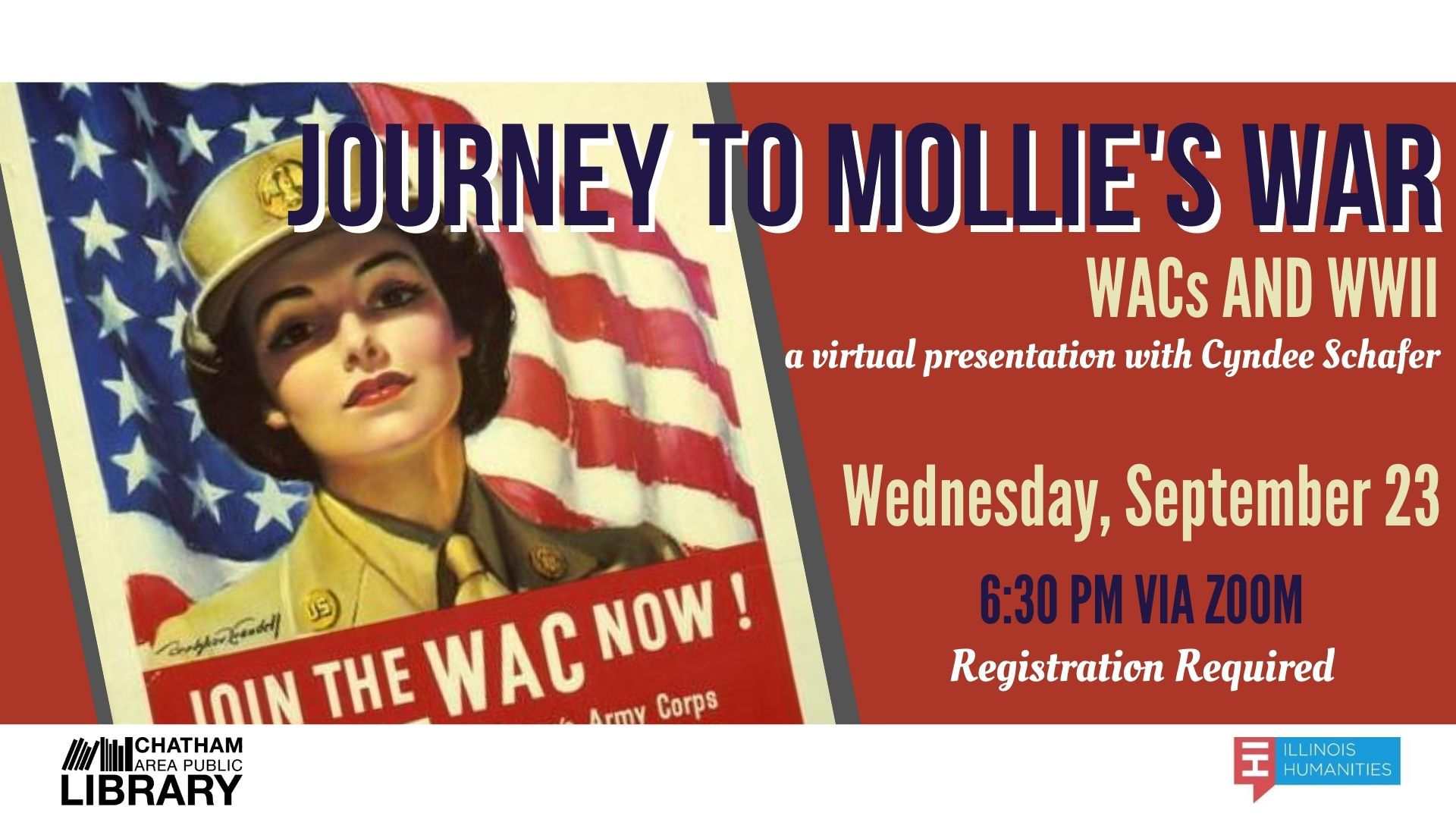 Chatham Area Public Library to Virtually Host Presentation on the Women's Army Corp in World War II