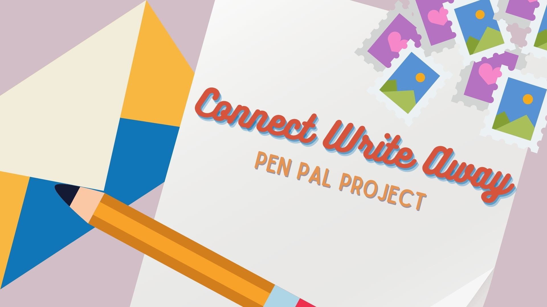 Chatham Area Public Library Connecting the Community Through Pen Pal Project